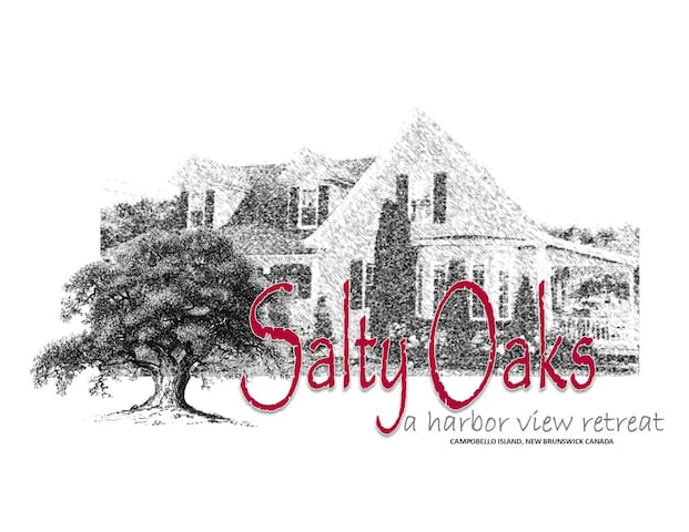 Salty Oaks - A Harbor View Retreat - Welshpool - Hus