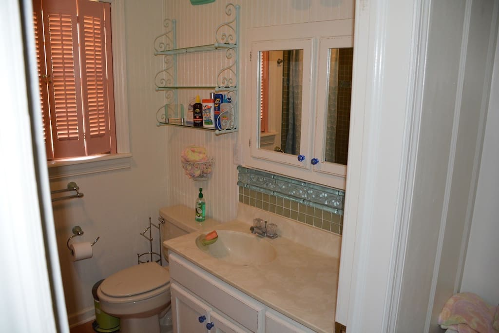 newly remodeled bathrooms 424