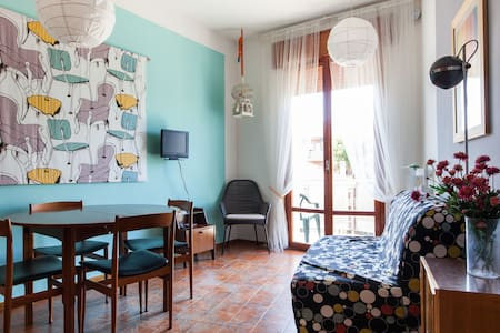Lovely, spacious 2+ bed flat - Cervia