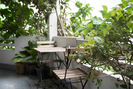 Artist Studio off Sathorn Road - Bangkok