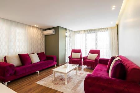 Modern Istanbul apartment