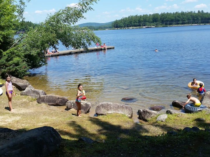 Beautiful Condo with Access to Lake & Mountain
