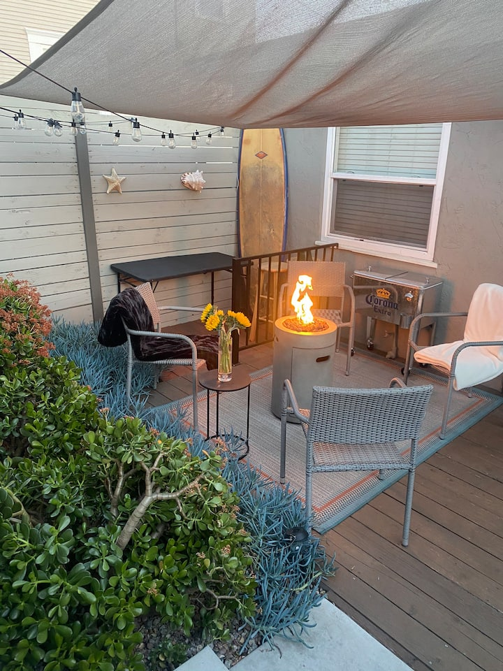 San Diego townhome 3 miles from Gaslamp