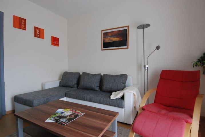 Ferien-In-Gersfeld Gartenstr. W2 - Gersfeld (Rhön) - Квартира