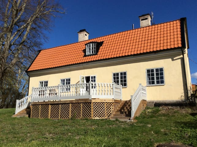 The West Wing at Stjärnhovs säteri
