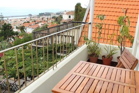 Nice Sea View Studio - Funchal - Apartment