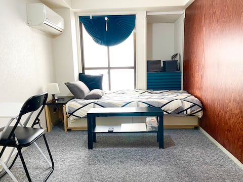 \\\Nieuw geopend!Osaka gezellig appartement in Abiko///