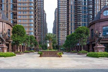 中央公园边上的景观房 - Jiaxing - Condominium