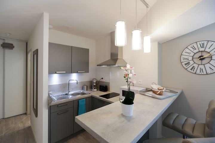 Appartement au centre historique d'Avignon
