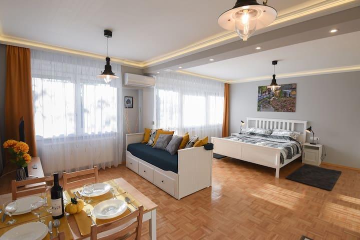 Vitalis Grande Apartman - A vár szomszédságában