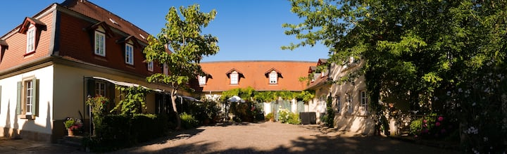Landhauswohnung - Altes Landhaus