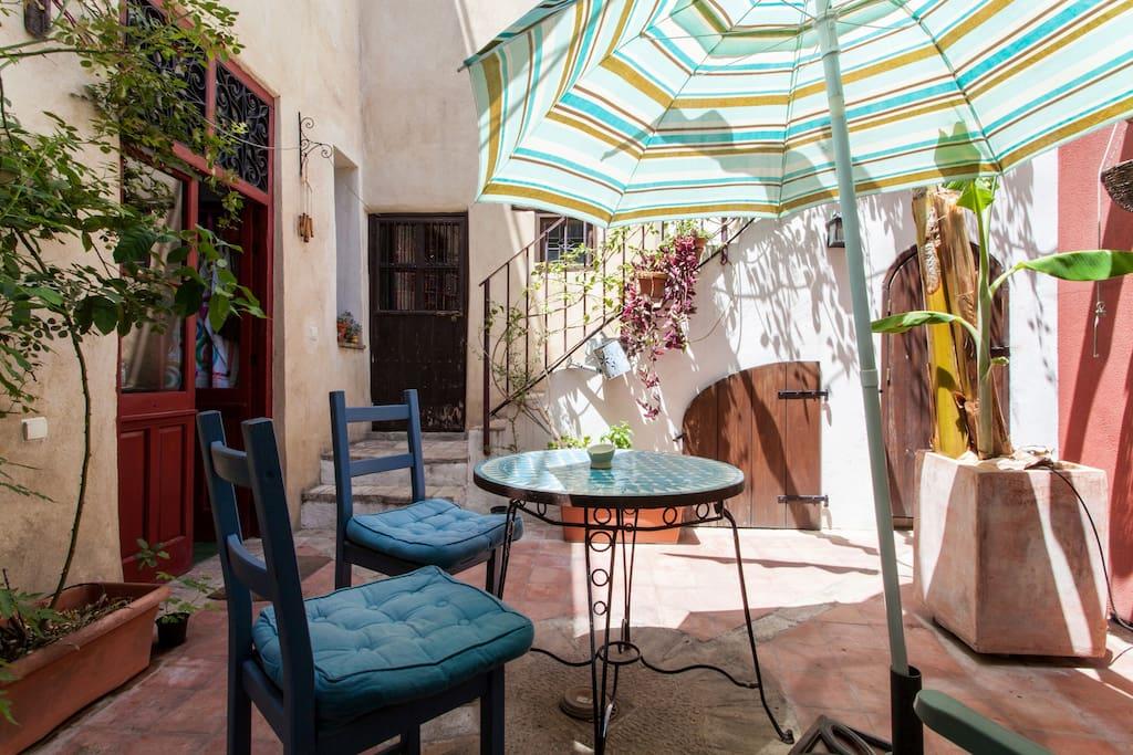 Bonita casa en el centro histrico casas en alquiler en jerez de la frontera andaluc a espa a - Alquiler casa jerez ...