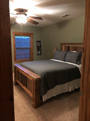 Room #1 Master Bedroom