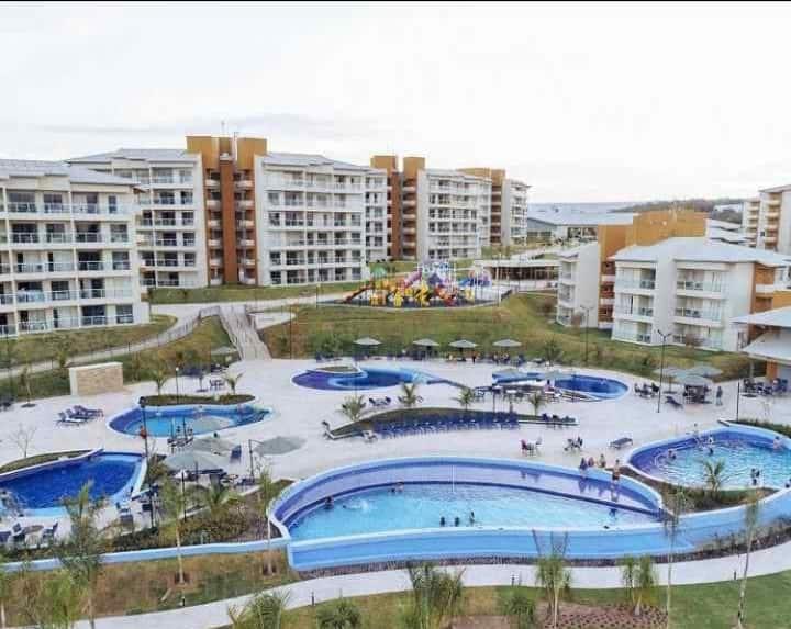 Apartamento - Ilhas do Lago Resort Caldas Novas-GO