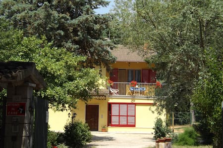 Il Pizzagiallo tra natura e relax - Massa Martana - Bed & Breakfast