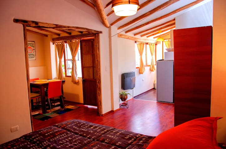 Penthouse - 3 blocks from the Plaza - Cusco - Pis