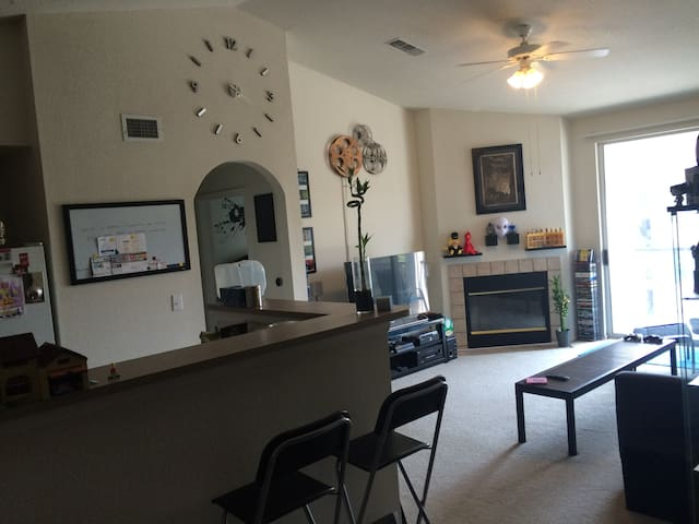 Geeky space in northwest Austin - Austin - Apartemen