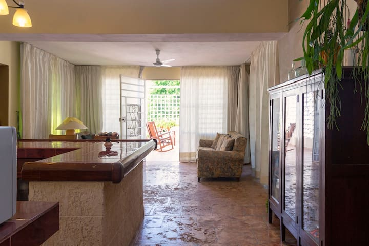 Home sweet home in Vedado, with plunge pool!