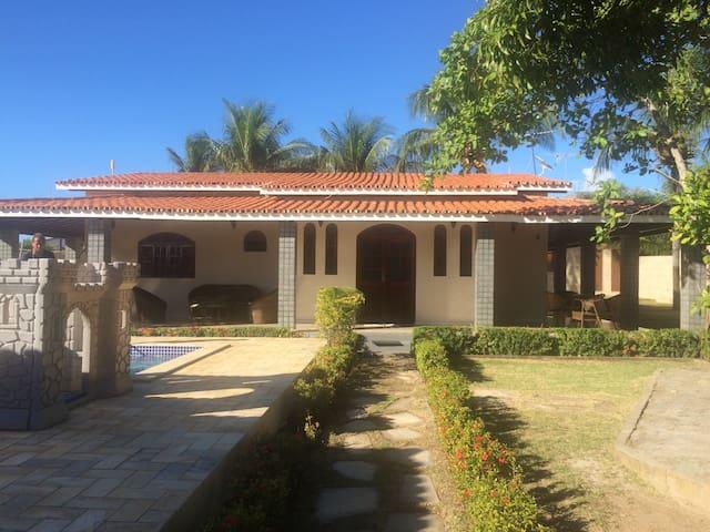 Casa com piscina Barra de Jacuípe - 卡馬薩里(Camaçari) - 公寓