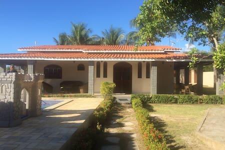 Casa com piscina Barra de Jacuípe - Camaçari - Wohnung