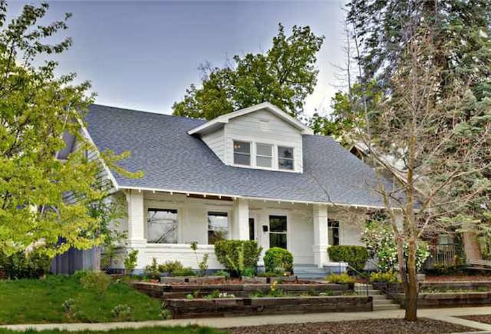 Great house in Boise's North End - Boise - Huis