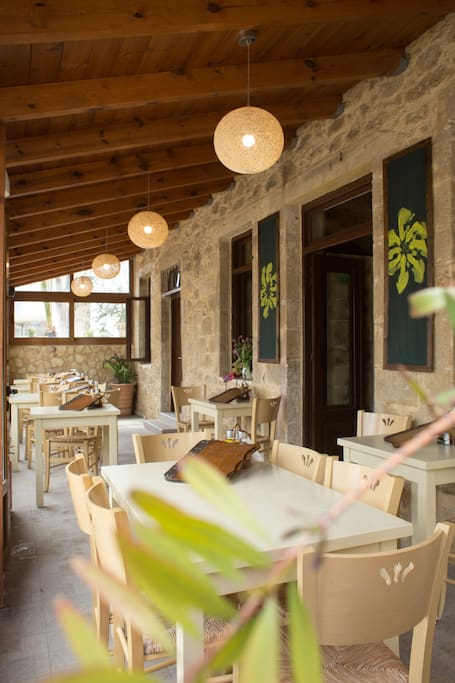 "Our restaurant ""Agarathos"""
