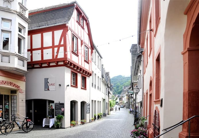 Appartment Stiehl für 7 Personen in der Altstadt - Bacharach