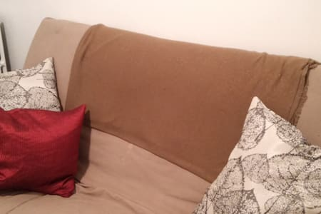 UWS Small Room with Futon