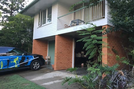 Family Room close to Shopping Mall - Indooroopilly - Rumah