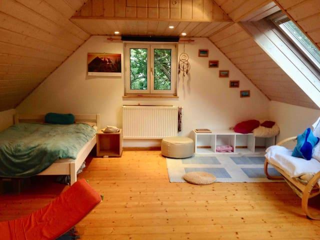 Helle Wohnung in den Weinbergen