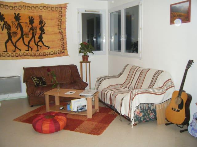 Appartement à La Ville Oger à Saint Brieuc, 64m² - Saint-Brieuc - Wohnung