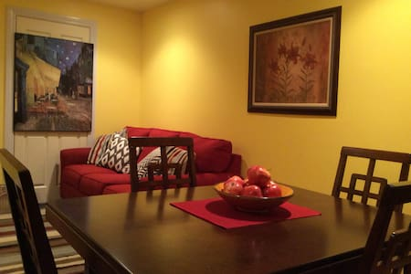 Cozy 2BR Apt w/Parking-Excelsior, S.F. - San Francisco - House