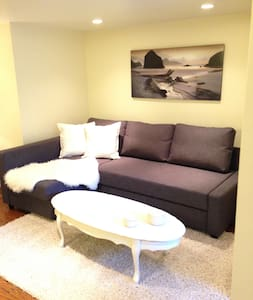 Bright Suite in Character Home - Victoria