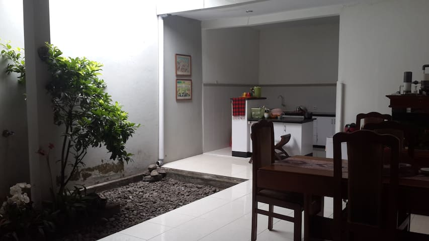 Good neighborhood - Single bed - Yogyakarta - House