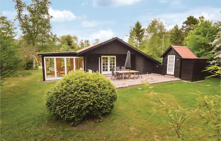 Holiday cottage with 2 bedrooms on 60m² in Nykøbing Sj