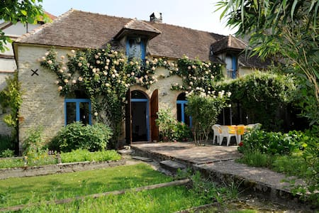 Maison de charme en Champagne - Virey-sous-Bar - Hus