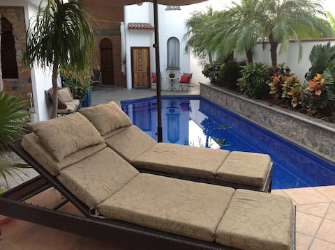 Bucerías Guesthouse, taxes are included in price!