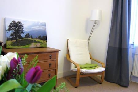 Spacious double room in quiet area - Edinburgh - Apartment