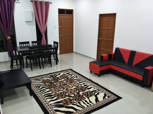 Kerteh Townhouse (Discount for Monthly Rental)