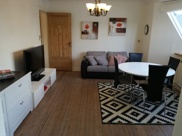 Nice & Spacious Apartment in Peacefull BNB Randers
