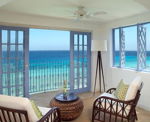 Panoramic Ocean View Condo - Bridgetown