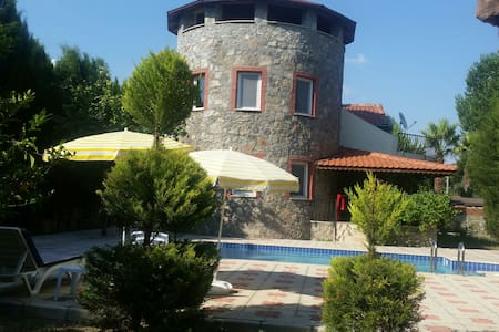 Private Villa with pool in Dalaman - Dalaman - วิลล่า