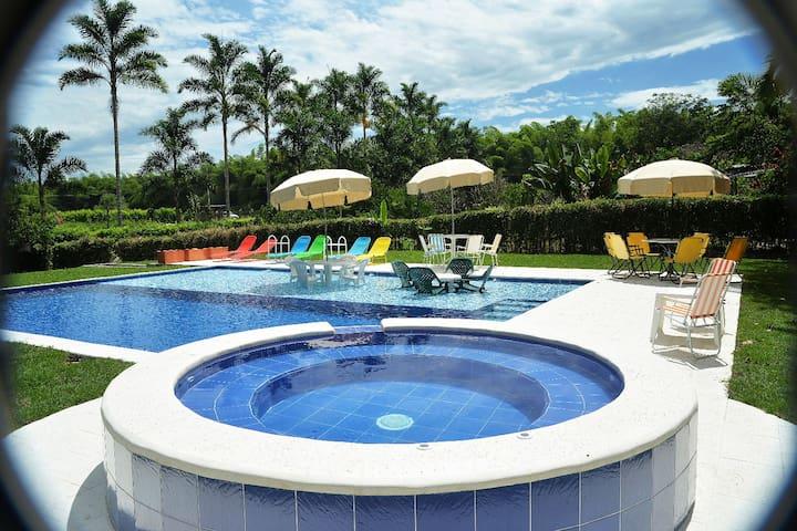 casa vacaciones eventos santagueda - SANTAGUEDA - Casa