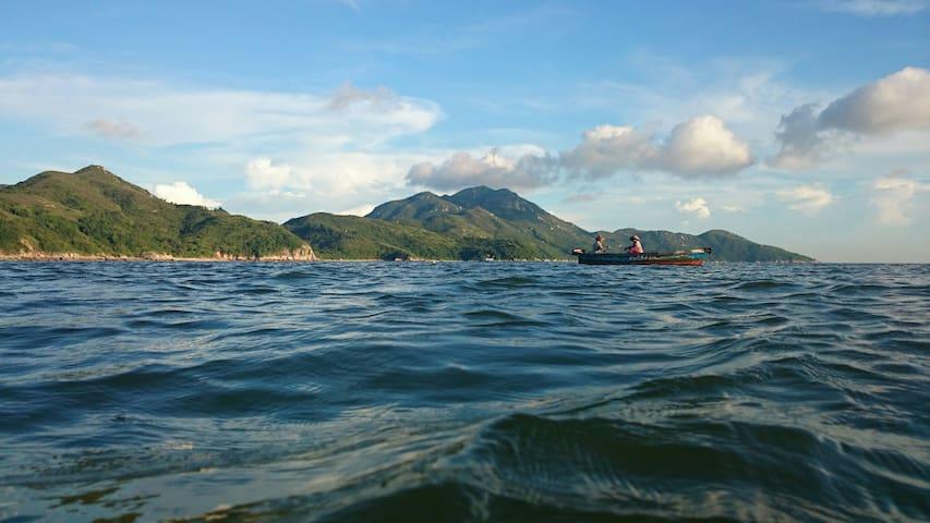 Lamma - Hong Kong's hidden paradise - Yung Shue Wan - Pis