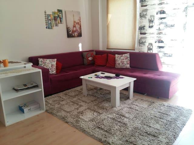 Günlük konaklama lüx daire - Edirne Merkez - Apartamento