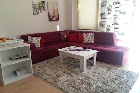 Günlük konaklama lüx daire - Edirne Merkez - Appartamento