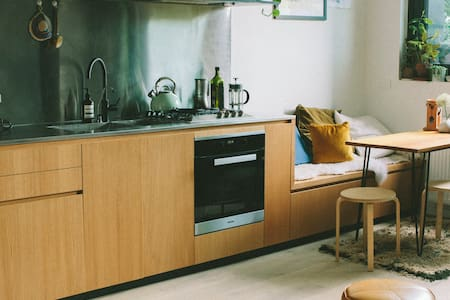 Sustainable, Homely, Central, 1 Bedroom Apartment - Collingwood