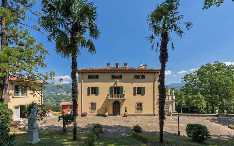 Villa Garfagnana 16 - Camporgiano - Camporgiano - Casa de camp