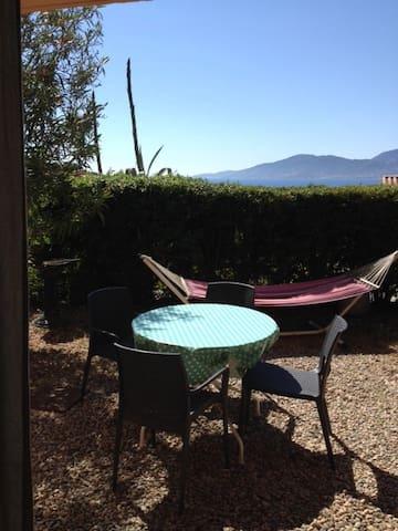 A louer studio + jardin à Porticcio - Grosseto-Prugna - Byt