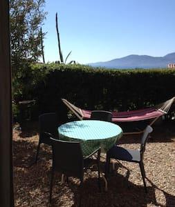 A louer studio + jardin à Porticcio - Grosseto-Prugna - Apartamento
